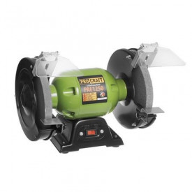 Polizor de banc ProCraft PAE1250 Germania, 1250 W, 2950 RPM, 200 mm - 12.7 mm