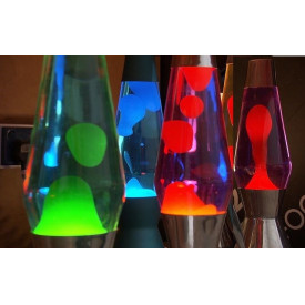 Lampa decorativa Lava Lamp Md1