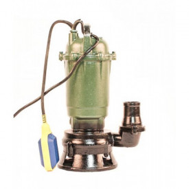GF-0205 Pompa submersibila cu tocator si plutitor pentru apa murdara