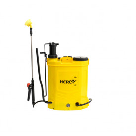 Pompa stropit 2 in 1 (acumulator+manuala) 16L Herly GF-0639