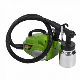 Pistol de vopsit ProCraft Germania PSE950, 950 W, 800 ml, 30000 RPM, duze 1 mm, 1.8 mm, 2.5 mm