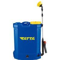 Pompa de stropit cu acumulator 12L TATTA