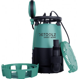 DZ-P100 Pompa submersibila apa curata/murdara 3in1 400W
