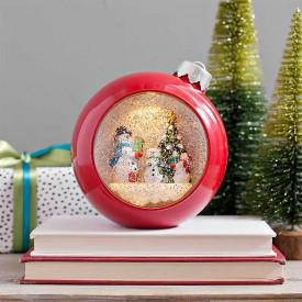 Ornament glob muzical Om de zapada