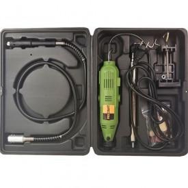 Trusa masina pentru gravat ProCraft PG400 Germania, 400 W, 8000-30000 RPM + set de burgie