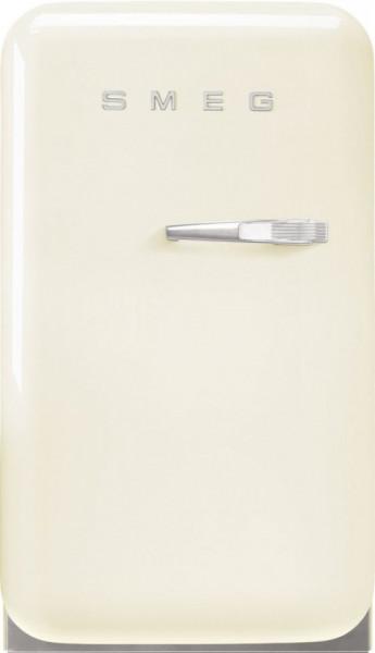 Frigider cu 1 ușă, retro, 50's Style, 73 cm, 34 l, roz, balamale în stânga, Smeg FAB5LPK5