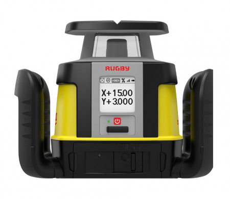 Nivela Laser Rotativa Rugby Leica CLI - Leica