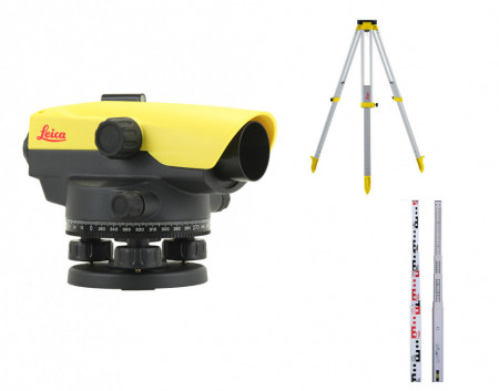 Nivela Optica Automata 24x Leica NA524
