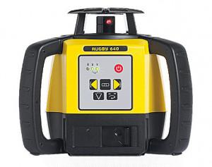 Nivela Laser Rotativa Leica Rugby 640