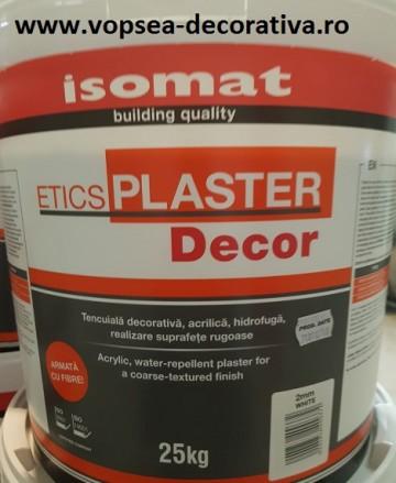 Isomat Etics Decor decorativa