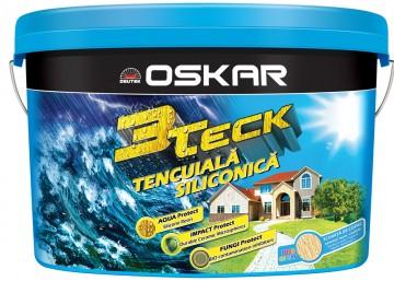 Oskar 3 Teck decorativa Siliconica CULORI GRATUITE