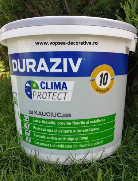 Duraziv Clima Protect cu Kauciuc TDS