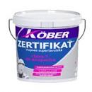KOBER ZERTIFIKAT 15L