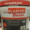 Isomat tencuiala decorativa Etics Decor