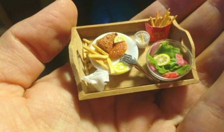 Meniu fast food