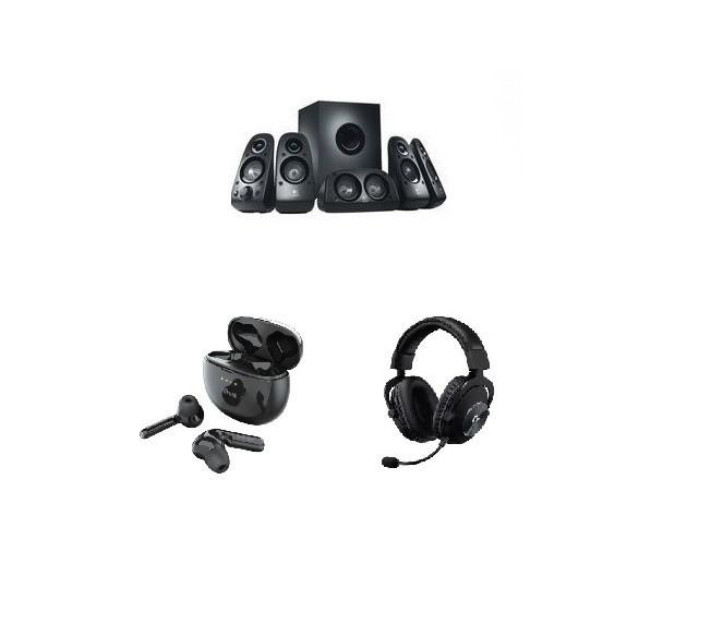 Boxe, Casti, Microfoane