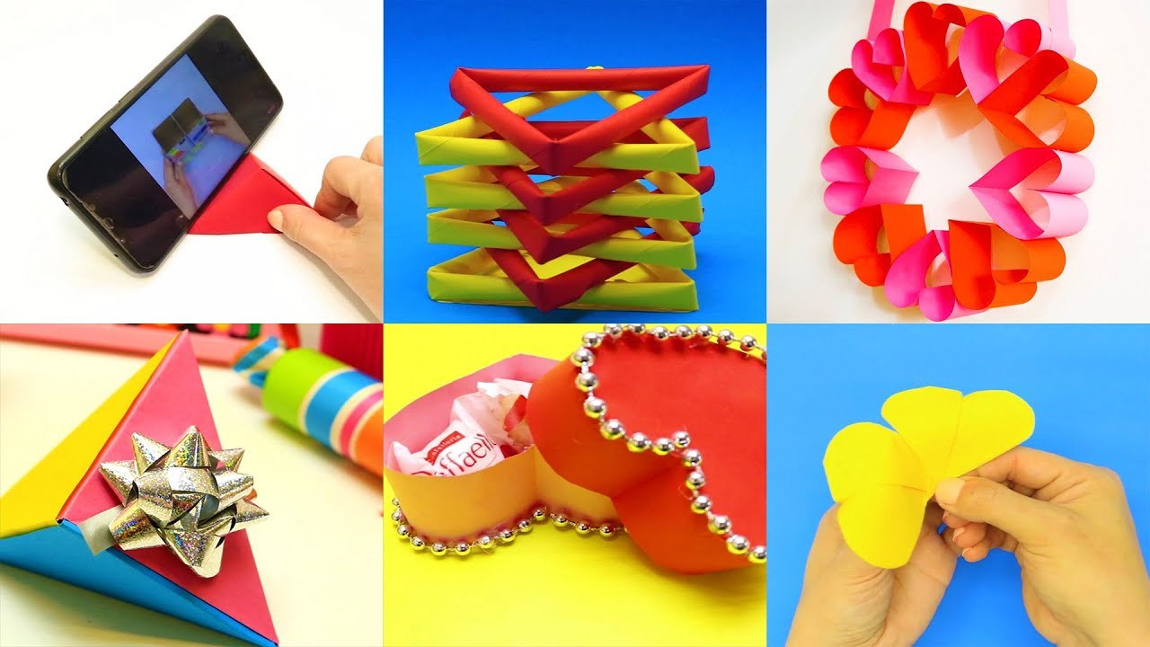 Abtibilduri, Stikere, Hartie colorata, Origamii