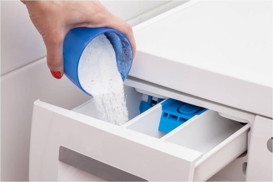 Detergent Rufe Pudra