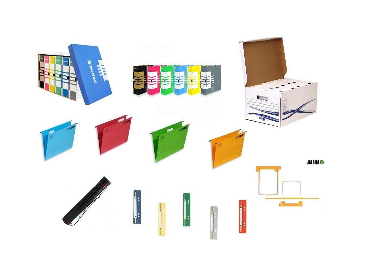 Cutii, containere, accesorii de arhivare