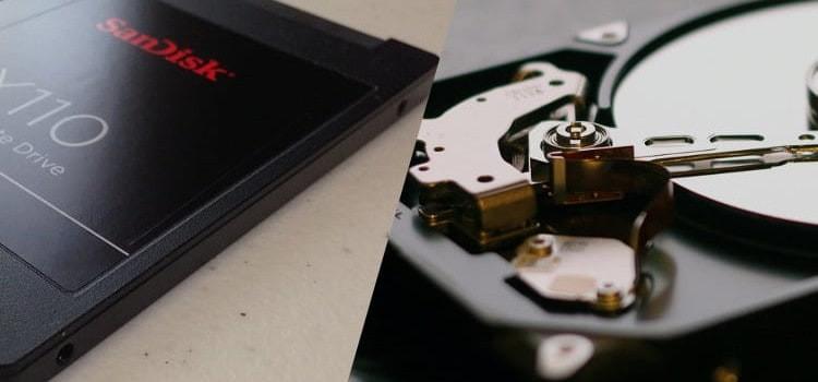 Unitati de stocare SSD-HDD