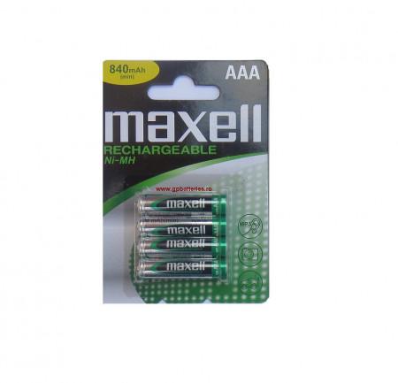 Acumulatori AAA Maxell R3 840 mAh NiMH
