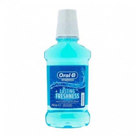 Apa de gura Oral B Complete Lasting Freshness, 250 ml