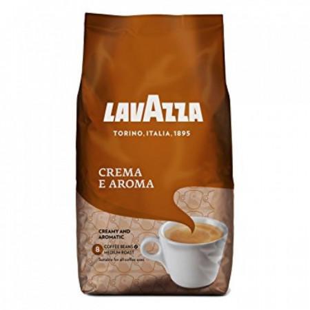 Cafea boabe Lavazza Crema & Aroma, 1 Kg