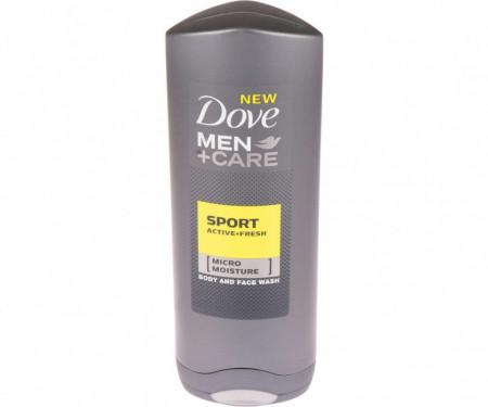 Gel de dus Dove Men Cool Fresh, 250ml