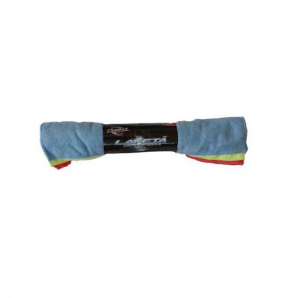 Laveta microfibra Carmax 40X30cm 3 bucati/set