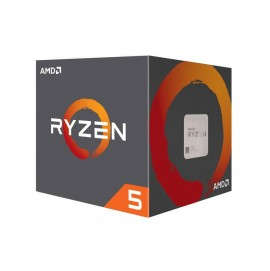 Poze Procesor AMD Ryzen 5 1500X, YD150XBBAEBOX, 4 Cores & 8 Threads, 3.6/3.7GHz Boost, 18MB, 65W, AM4, box