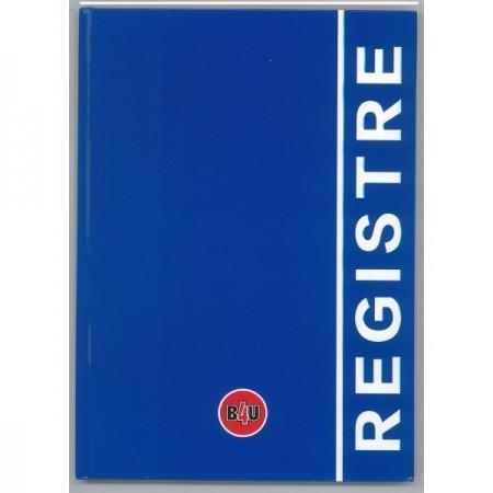 Registru A4, coperta carton plastifiat lucios 100 file B4U, matematica