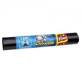 Saci menajeri Gunoi 120L Fino 10 buc/rola ultrarezistenti