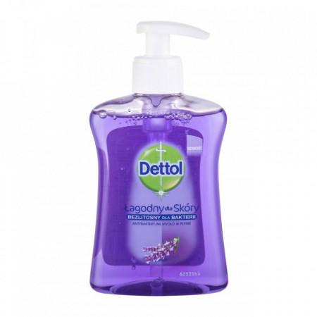 Sapun lichid antibacterian Dettol Aloe Vera si Vitamina E 250ml