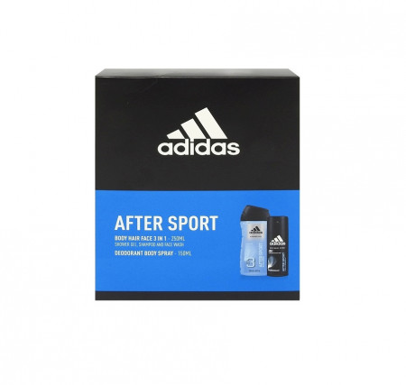 Set Cadou Adidas Deodorant Body Spray 150 ml + Gel De Dus 3in1 250 ml