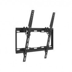 Suport LCD wall bracket 81-140cm (32''-55) fixed, 40kg, VESA max 400x400, black