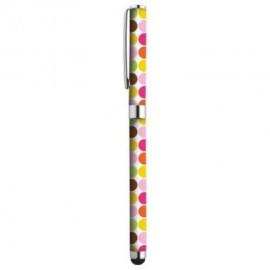 TRUST Byloo Stylus & Ballpoint Pen - dots functie pix parker