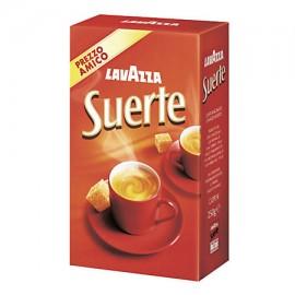 Cafea macinata 250g Lavazza Suerte