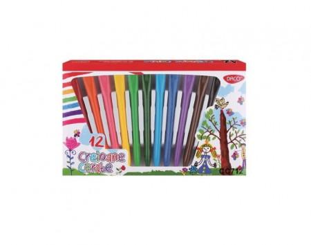 Creion color 12 cerat Daco