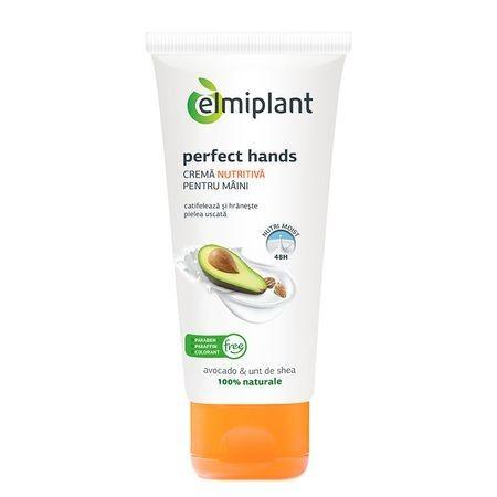Crema Nutritiva pentru maini Elmiplant 100 ml