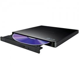 DVD Writer extern LG GP57EB40, Slim, 8x, USB 2.0, Negru, Box  Windows & Mac OS X
