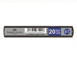 Mina Creion 0.7mm 2B 20 Buc/Cut Grip Faber-Castell