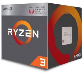 Procesor AMD Ryzen 3 2200G, 3.7 GHz, 4 nuclee, AM4,  YD2200C5FBBOX