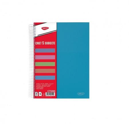 Caiet 200 file 5 subiecte Daco Eminent