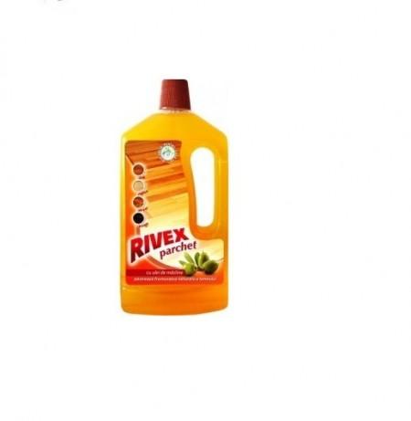 Detergent parchet cu ulei de masline Rivex, 1 L