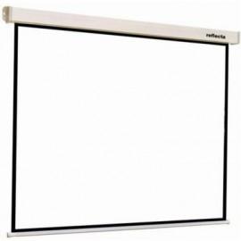 Ecran de proiectie Reflecta Crystal-Line Rollo, 180x141 cm, Format 16:9