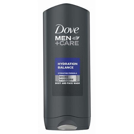 Gel de dus Dove Men Minerals Sage, 250ml
