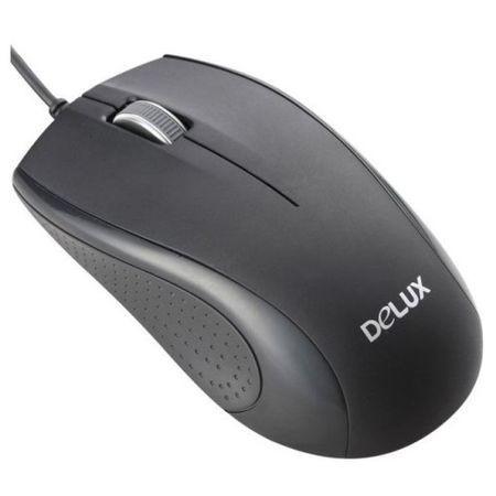 Mouse Optic Delux 800 Dpi, USB, 136BU