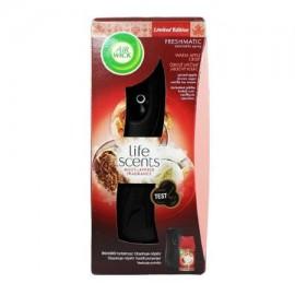 AIR WICK odorizant camera aparat+rezerva LIFE SCENTS WARM APPLE 250ML