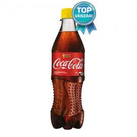 Bautura racoritoare carbogazoasa Coca-Cola 0.50 L