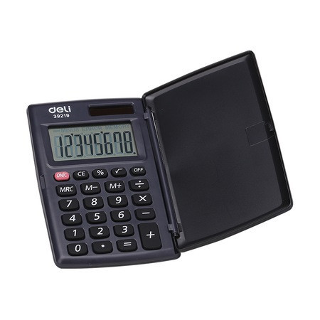 Calculator de buzunar 8 digit Deli Easy 39219